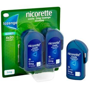 Nicorette Cool Lozenges 2mg 80's | Tobacco Accessories for sale in Nairobi, Westlands