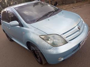 Toyota IST 2006 Blue   Cars for sale in Nairobi, Nairobi Central
