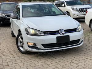 Volkswagen Golf 2014 White | Cars for sale in Nairobi, Kilimani