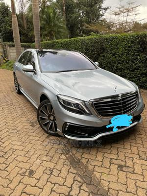 Mercedes-Benz S-Class 2014 Silver | Cars for sale in Nairobi, Nairobi Central