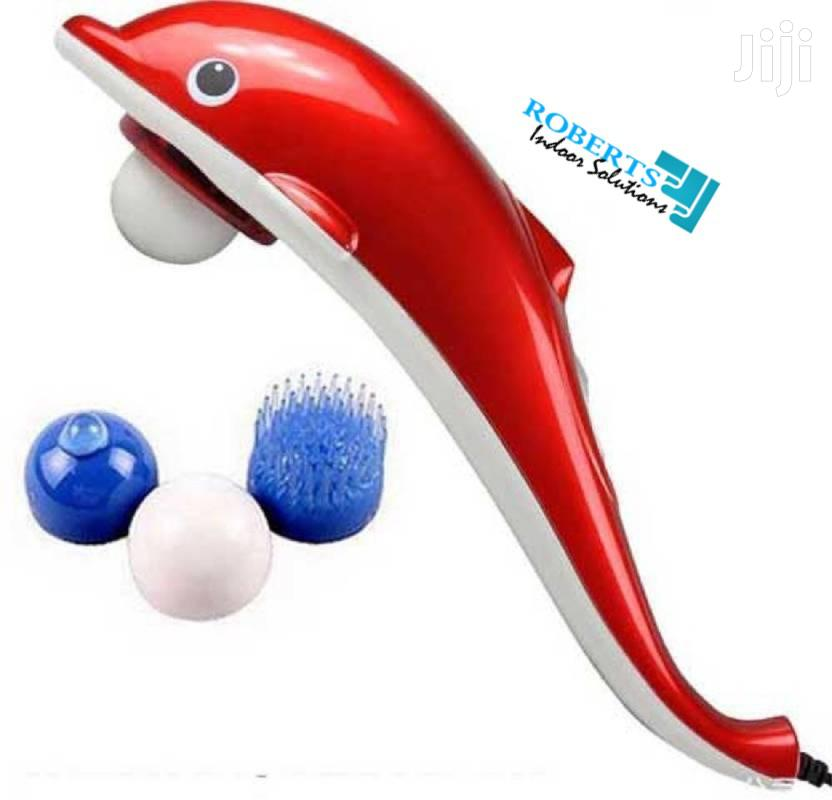 Dolphin Body Massager