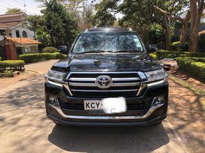 Toyota Land Cruiser 2011 4.6 V8 ZX Black | Cars for sale in Nairobi, Runda