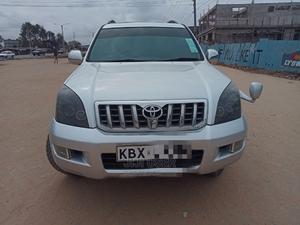 Toyota Land Cruiser Prado 2006 Silver   Cars for sale in Nairobi, Embakasi