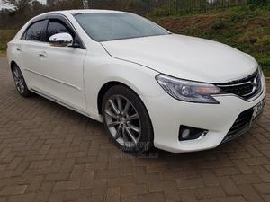 Toyota Mark X 2013 White | Cars for sale in Nairobi, Ridgeways