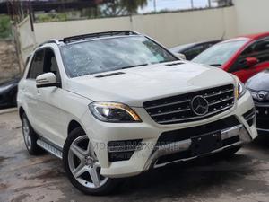 Mercedes-Benz M Class 2014 White | Cars for sale in Mombasa, Mombasa CBD