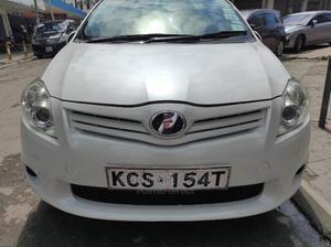 Toyota Auris 2012 Pearl | Cars for sale in Mombasa, Mombasa CBD