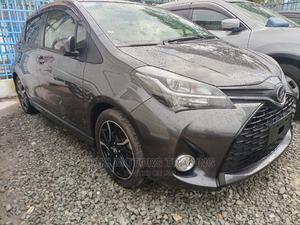 Toyota Vitz 2015 1.5 FWD 5dr Gray   Cars for sale in Mombasa, Mombasa CBD