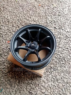 Full Black Offset Size 14 8j | Vehicle Parts & Accessories for sale in Nairobi, Industrial Area Nairobi