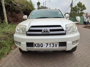 Toyota Hilux Surf 2004 Pearl | Cars for sale in Nairobi, Kilimani