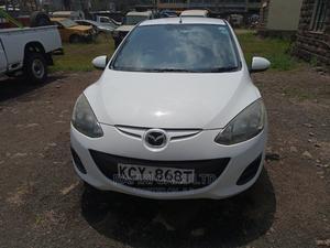 Mazda Demio 2013 White   Cars for sale in Nairobi, Westlands