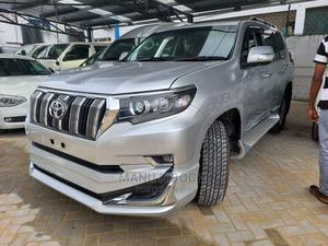 New Toyota Land Cruiser Prado 2016 2.8 D-4D Silver   Cars for sale in Mombasa, Mombasa CBD