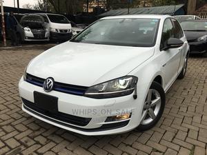 Volkswagen Golf 2014 White   Cars for sale in Nairobi, Kilimani