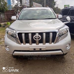 Toyota Land Cruiser Prado 2014 Silver | Cars for sale in Nairobi, Kilimani