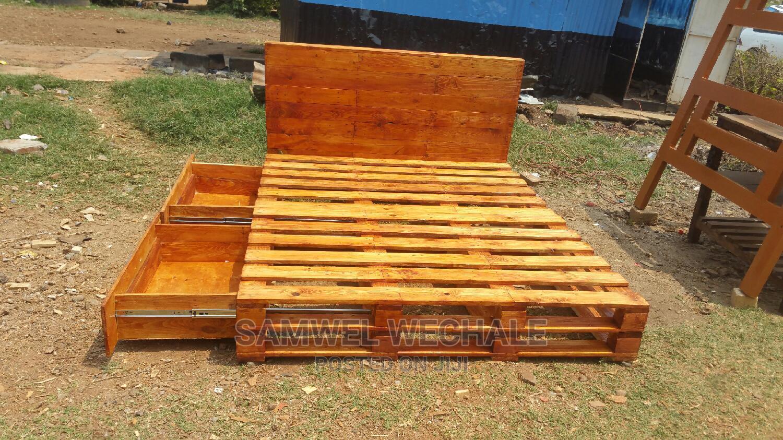 Pallet Bed | Furniture for sale in Ruaka, Kiambu, Kenya