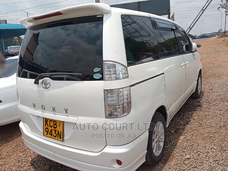 Toyota Voxy 2007 White   Cars for sale in Karen, Nairobi, Kenya