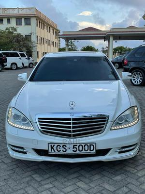 Mercedes-Benz S-Class 2010 White | Cars for sale in Nairobi, Nairobi Central