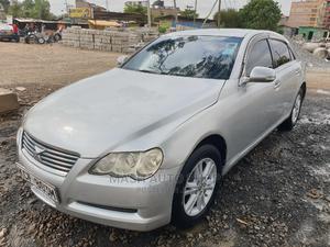 Toyota Mark X 2008 Silver   Cars for sale in Nairobi, Umoja