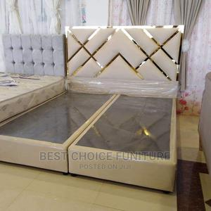 6*6 Contemporary Luxury Bed Elegantly Done High-End Touch | Furniture for sale in Nairobi, Kahawa