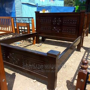 5 by 6 Modern Bed | Furniture for sale in Nairobi, Dagoretti
