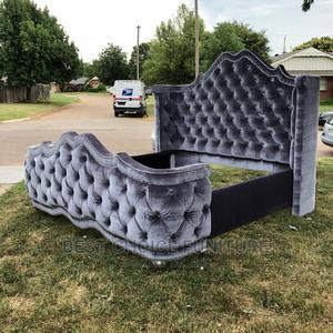 6*6 Antiques Accent Contemporary Luxury Bed High-End Touch   Furniture for sale in Nairobi, Kahawa
