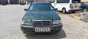 Mercedes-Benz C200 2000 Green   Cars for sale in Nairobi, Ridgeways