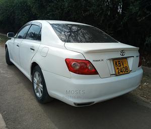 Toyota Mark X 2006 White | Cars for sale in Nairobi, Woodley/Kenyatta Golf Course
