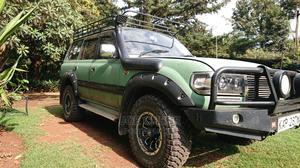 Toyota Land Cruiser 1991 Green | Cars for sale in Kiambu, Ruaka