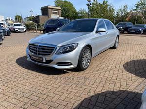 Mercedes-Benz S-Class 2016 S 600 L (V222) Silver | Cars for sale in Nairobi, Nairobi Central