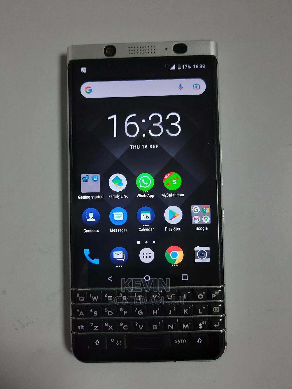 BlackBerry KEYone 32 GB Black | Mobile Phones for sale in Bamburi, Mombasa, Kenya