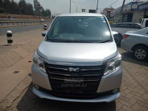 Toyota Noah 2014 Silver | Cars for sale in Nairobi, Roysambu