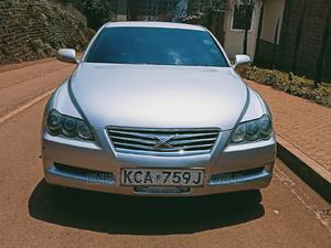 Toyota Mark X 2007 2.5 AWD Silver   Cars for sale in Nairobi, Nairobi Central
