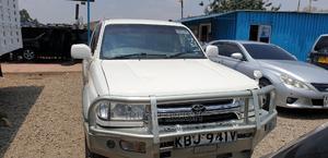 Toyota Hilux Surf 2004 White   Cars for sale in Nairobi, Nairobi Central