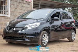 Nissan Note 2014 Black   Cars for sale in Nairobi, Ridgeways