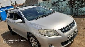 Toyota Fielder 2010 Silver | Cars for sale in Nairobi, Embakasi