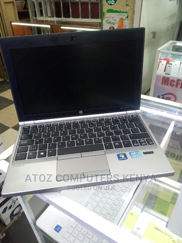 Laptop HP EliteBook 2170P 4GB Intel Core i5 HDD 320GB | Laptops & Computers for sale in Nairobi Central, Nairobi, Kenya
