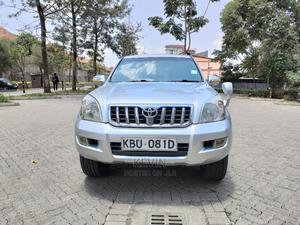 Toyota Land Cruiser Prado 2006 Silver   Cars for sale in Nairobi, Karen