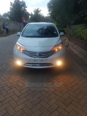 Nissan Note 2014 White | Cars for sale in Nairobi, Ridgeways