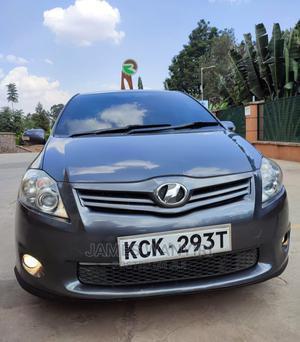 Toyota Auris 2010 Gray   Cars for sale in Nairobi, Nairobi Central