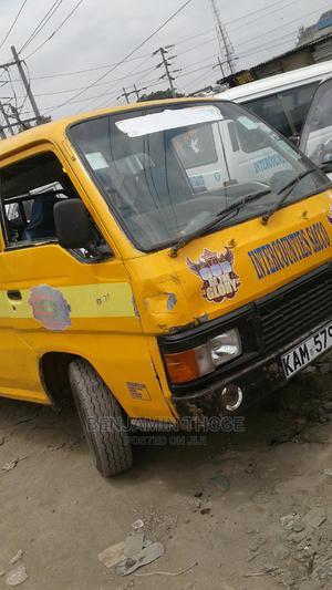 Nissan Td27 | Buses & Microbuses for sale in Nairobi, Industrial Area Nairobi