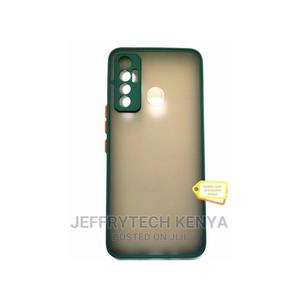 Cover for Tecno Spark 7 Back Cover   Accessories for Mobile Phones & Tablets for sale in Nairobi, Nairobi Central