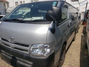 Toyota Hiace 2014 Silver | Buses & Microbuses for sale in Mombasa, Mombasa CBD