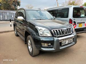 Toyota Land Cruiser Prado 2006 Matt Black | Cars for sale in Nairobi, Nairobi Central