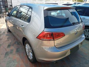 Volkswagen Golf 2014 Beige | Cars for sale in Mombasa, Mombasa CBD