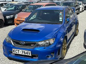 Subaru Impreza 2012 Blue | Cars for sale in Mombasa, Mombasa CBD