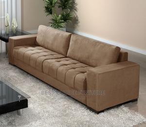 4 Seater Contemporary Design Luxury Sofa With High-End Touch | Furniture for sale in Nairobi, Kahawa