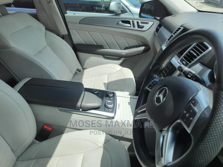 Archive: Mercedes-Benz GL-Class 2014 Black