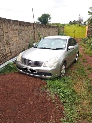 Nissan Sylphy 2006 Silver   Cars for sale in Nairobi, Ngara