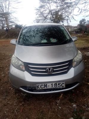 Honda Freed 2010 Silver   Cars for sale in Nairobi, Ngara