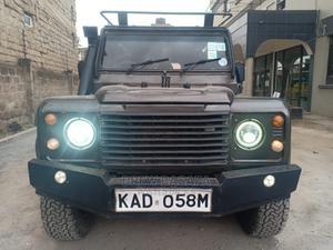 Land Rover Defender 1994 90 Gray   Cars for sale in Nairobi, Mombasa Road