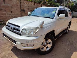 Toyota Hilux Surf 2004 White   Cars for sale in Nairobi, Kilimani
